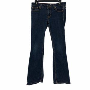 DKNY Womens Stretch Boot Cut Denim Jeans 28 Short